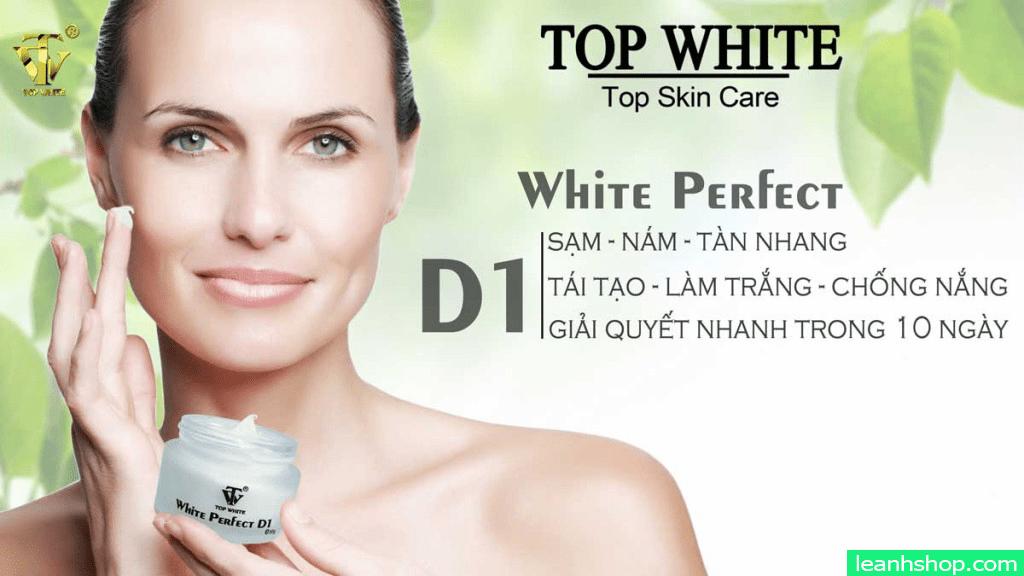 TOP WHITE D1